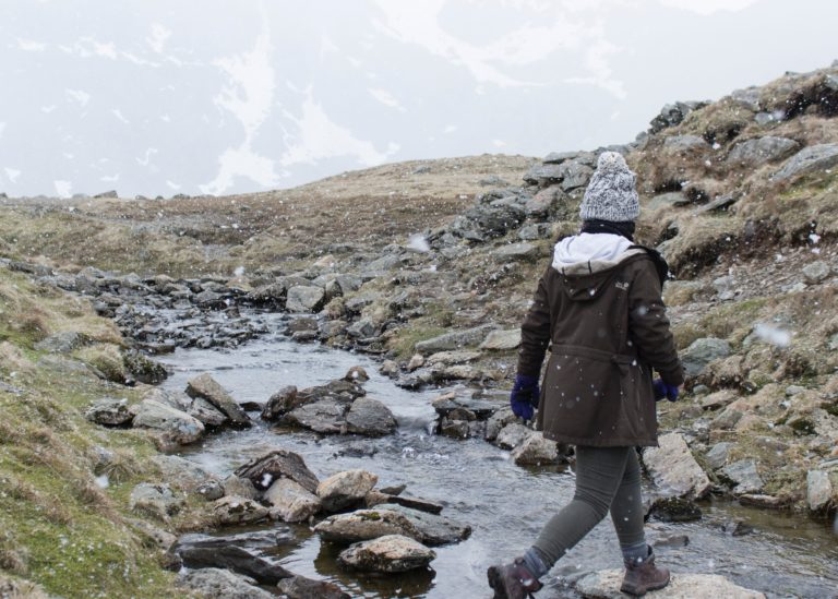 Microblog: Winter Hiking Considerations